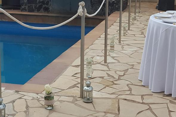 Barefoot Bride Tenerife Weddings