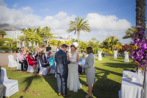 Get Married in Tenerife