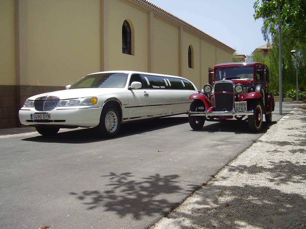 Tenerife wedding cars