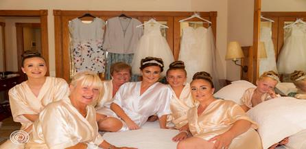 Bridal Hairdressers & Makeup Artists
