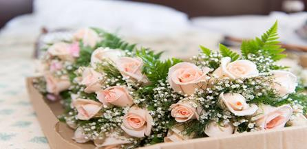 Tenerife Wedding Flowers